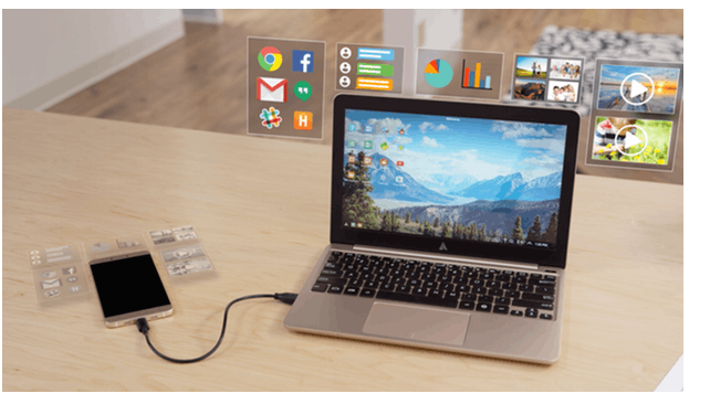Superbook gives Android smartphones a laptop form factor ...